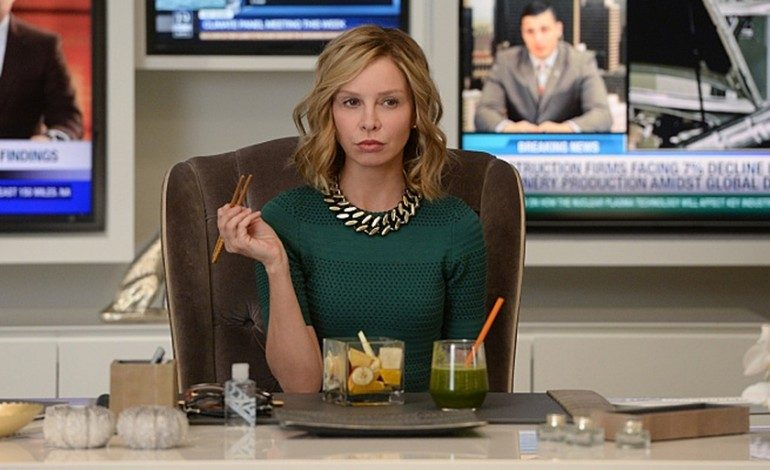 Calista Flockhart Returning to 'Supergirl' Season 2 But Not As Series Regular