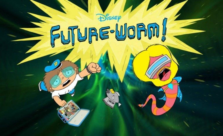 Disney XD to Premiere 'Future-Worm!' New Animated Comedy Adventure Show