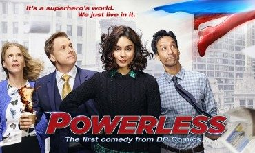 NBC Loses Showrunner for its DC Comics Comedy 'Powerless'