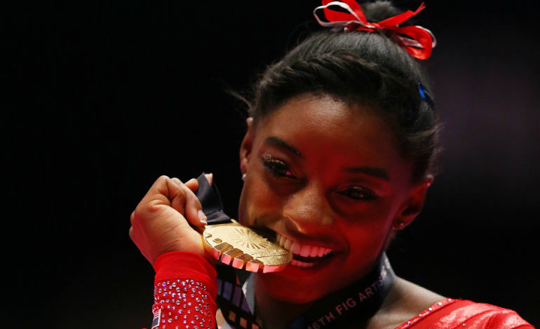 NBC Announcer Says He's Sorry for What He Said About Simone Biles's Parents