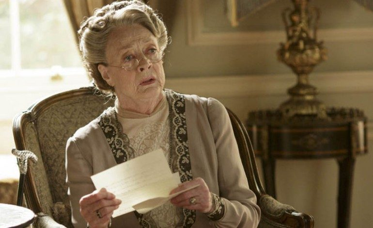 Hey Jimmy Kimmel, Maggie Smith Wants To Know Where The Lost and Found Is