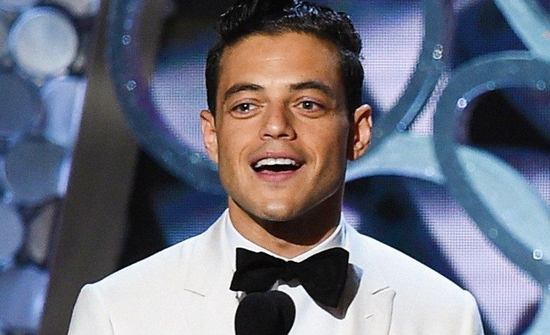 Egyptian-American Rami Malek Makes History at the Emmys