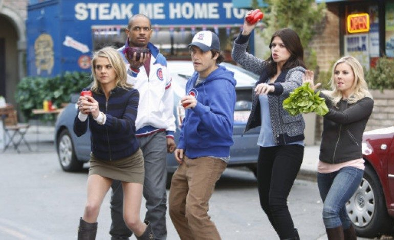 The 'Happy Endings' Cast Reunites