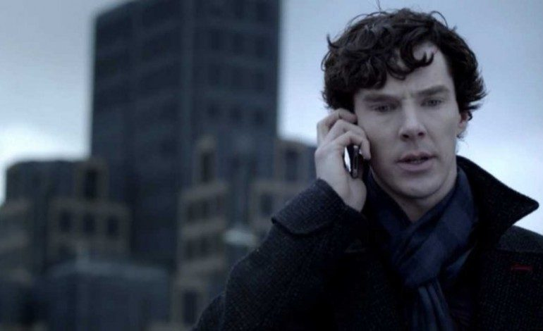 Benedict Cumberbatch Alludes to End of 'Sherlock'