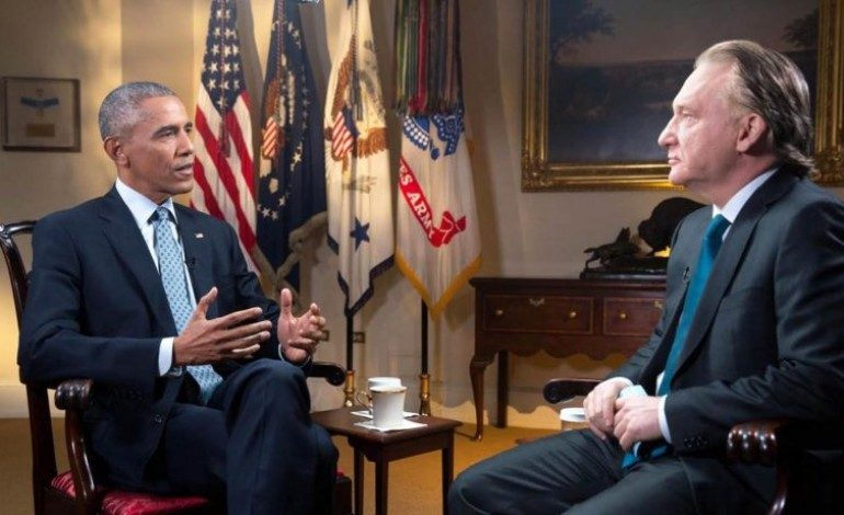 President Obama Tells Bill Maher: 'If I watched Fox News, I probably wouldn't vote for me either'