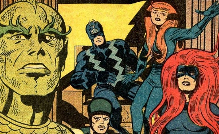 Marvel and ABC's 'The Inhumans' Release Date Announced