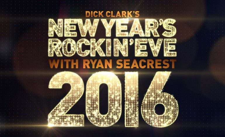 'New Year's Rockin' Eve' Includes First Central Time Zone Countdown