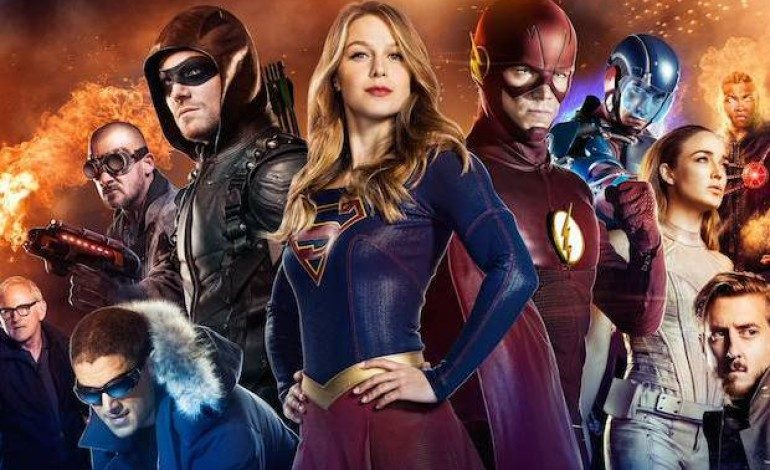 The CW's DC Comics Four-Show Crossover a Ratings Success