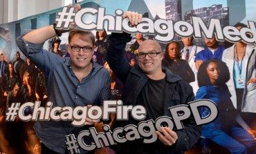 Derek Haas and Michael Brandt Preview the 100th Episode of 'Chicago Fire'