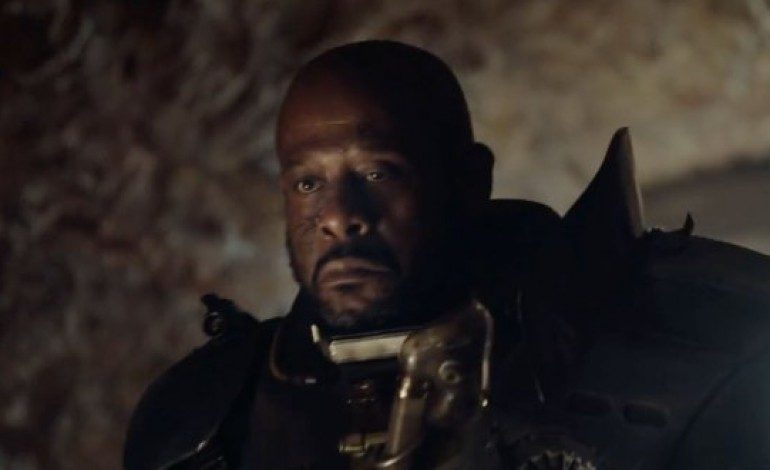 Forest Whitaker's Character from 'Rogue One' is Coming to 'Star Wars Rebels'