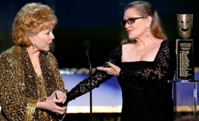 HBO Moves Up The Premiere of 'Bright Lights: Starring Carrie Fisher and Debbie Reynolds'