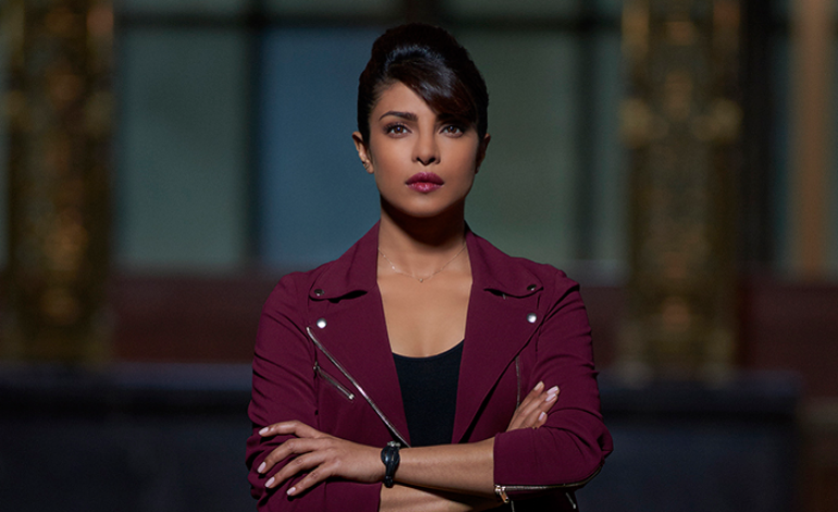 Priyanka Chopra Injured on 'Quantico' Set
