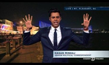 Netflix Orders Comedy Special for Hasan Minhaj