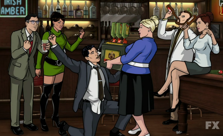 'Archer' Season 8 Will Be Set Back In Time