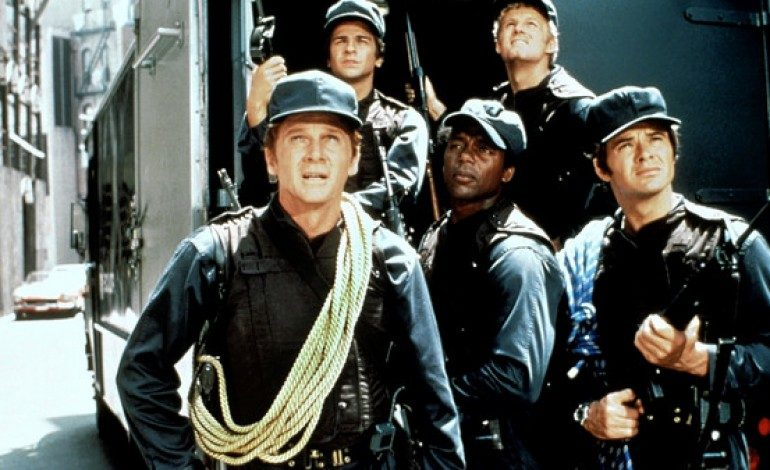 CBS Picks Up 'S.W.A.T.' Reboot