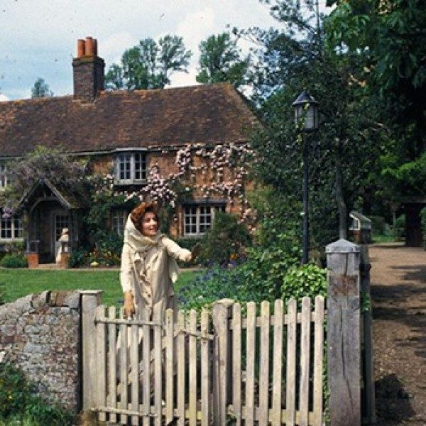 Howards End as seen in the 1992 film adaptation.