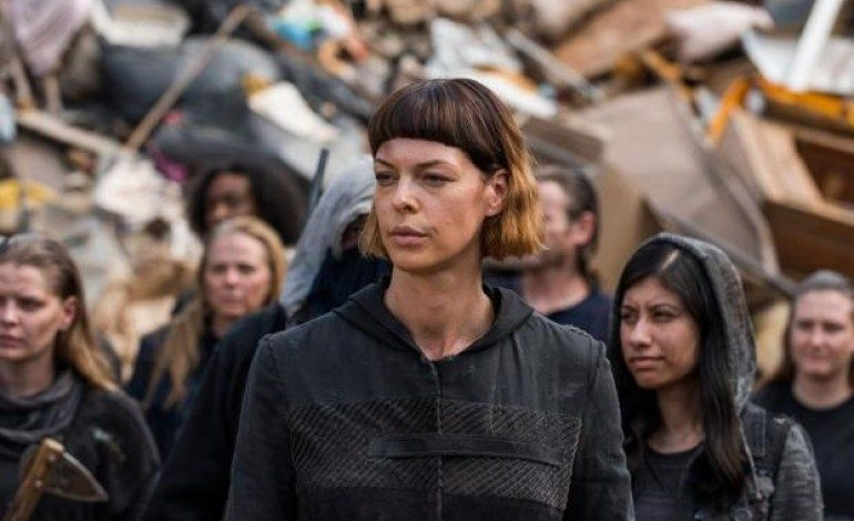 'The Walking Dead' Newcomer Talks Jadis
