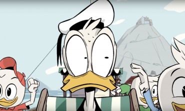 New 'DuckTales' Promo: Life is a Hurricane for Donald Duck