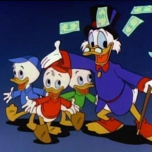 The animation of 'DuckTales' has changed drastically since the 1980s.