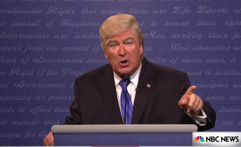 Alec Baldwin Unsure How Much Longer He Will Portray Trump On 'SNL'