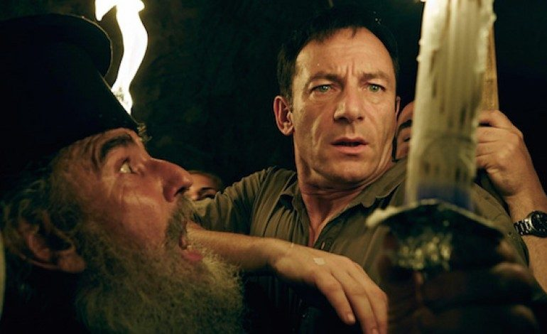 Jason Isaacs Cast as a Lead Role on CBS 'Star Trek: Discovery' TV Series