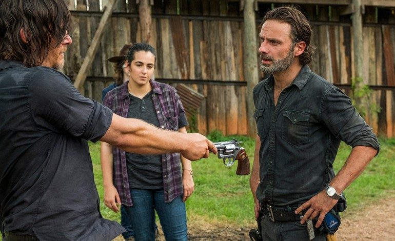 New 'The Walking Dead' Promo Points Toward Rick's Group Reuniting, Rebelling