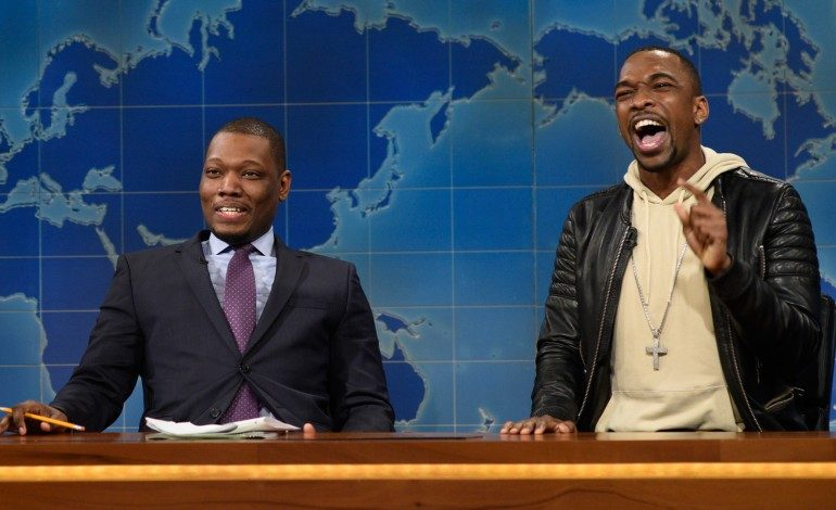 Jay Pharoah Speaks Out About Being Fired from 'Saturday Night Live'