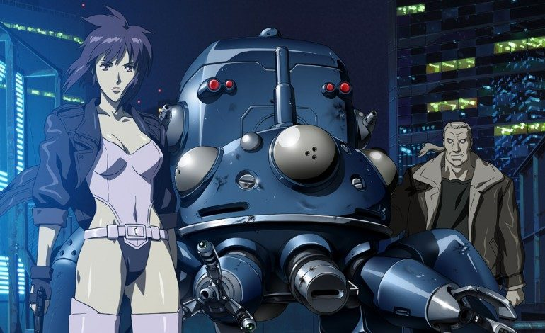 New Animated 'Ghost in the Shell' Series on the Horizon