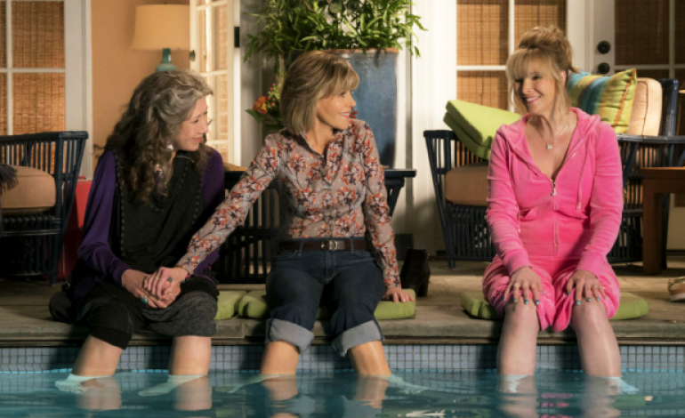 Netflix Renews 'Grace and Frankie' for Season Four and Announces Lisa Kudrow Guest Appearance