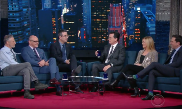 'The Late Show with Stephen Colbert' Holds a 'Daily Show' Reunion