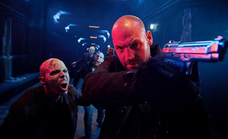 FX's 'The Strain' Sets Premiere Date for Fourth Season