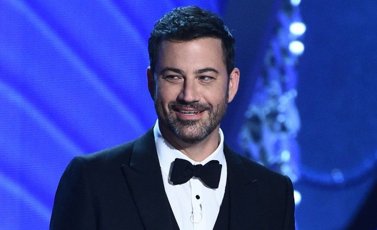 Jimmy Kimmel Will Return to Host the  90th Oscars in 2018
