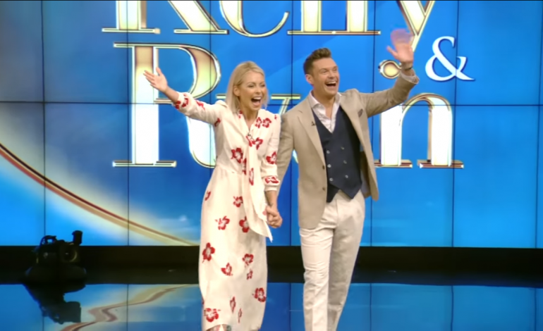 Ryan Seacrest Joins 'Live' as Permanent Co-Host with Kelly Ripa