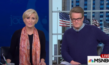 'Morning Joe' Co-Hosts Joe Scarborough and Mika Brzezinski Get Engaged