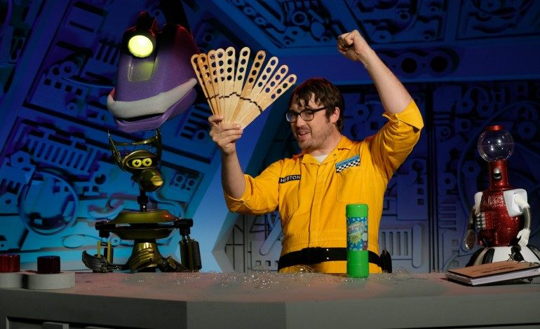'Mystery Science Theater 3000' Is Heading On Tour