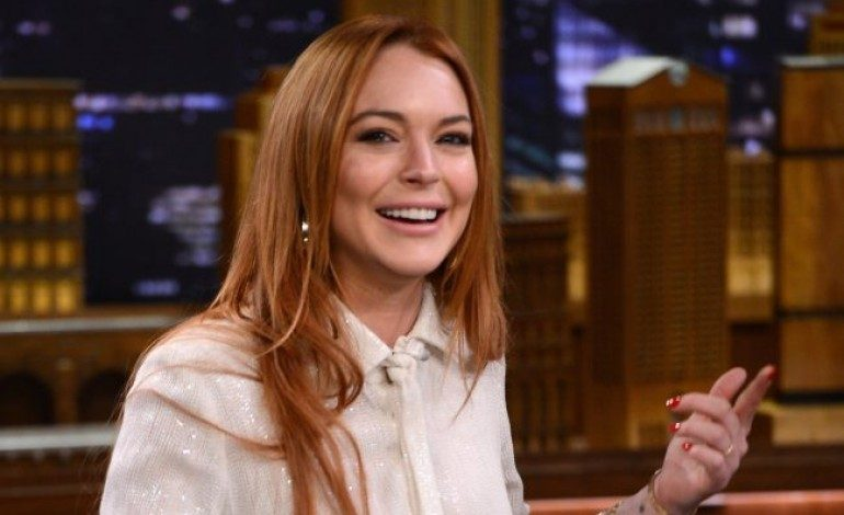 Lindsay Lohan Joins British Series 'Sick Note'