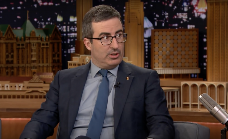 John Oliver and HBO Wrapped Up in Lawsuit Over 'Last Week Tonight' Coal Segment