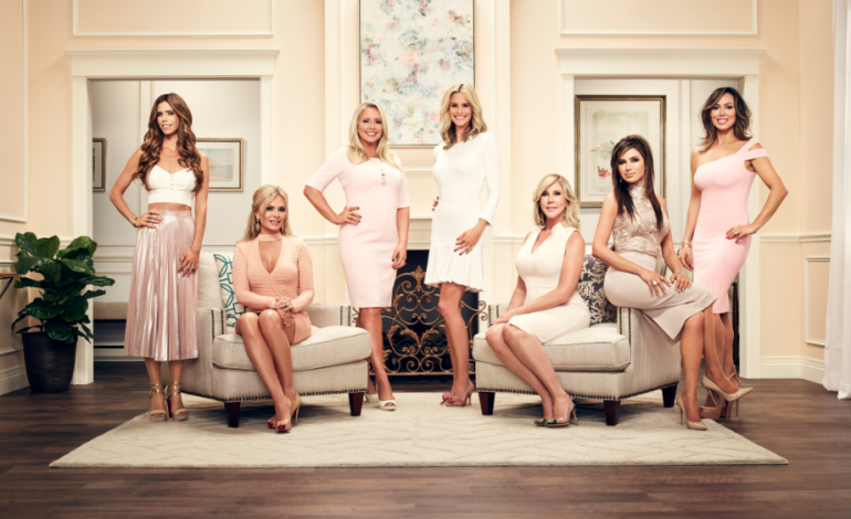 The Real Housewives of Orange County Season 12 Trailer Teases Drama