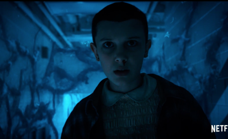 A New Trailer for 'Stranger Things' Has Arrived