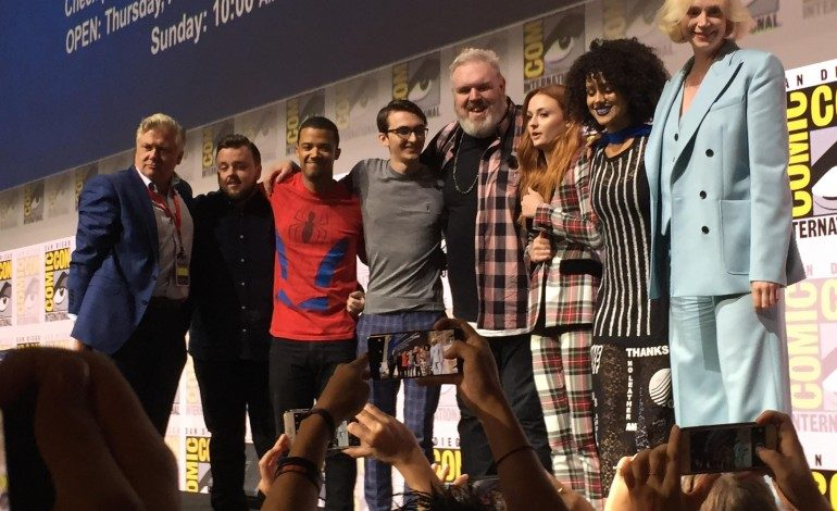 Jokes and Playfulness Abound at the Game of Thrones Hall H Comic Con Panel