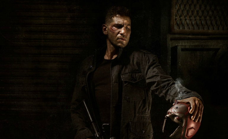 He's Coming to Collect: First Trailer for 'The Punisher' Drops