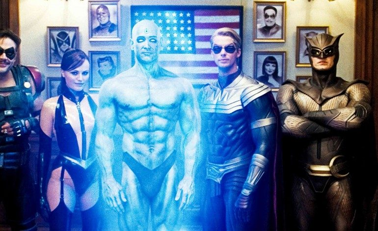 HBO Moving Forward with its 'Watchmen' Adaptation
