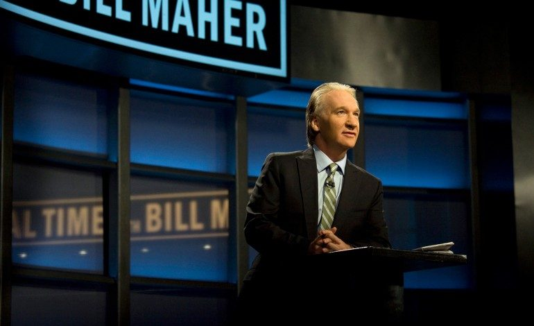 HBO Renews 'Real Time with Bill Maher' Up Through 2020