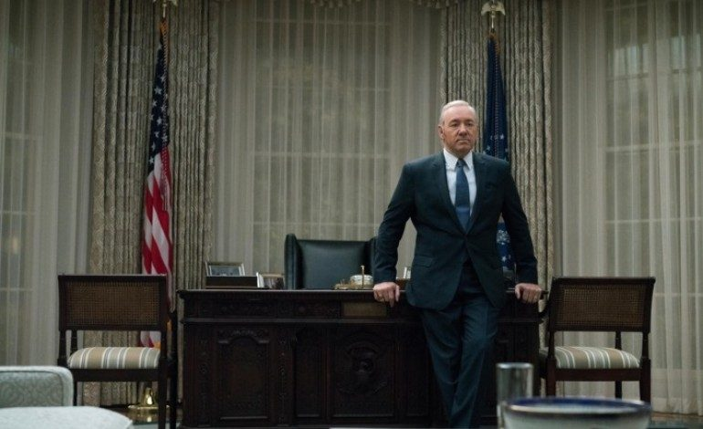 Netflix Cuts Ties with Kevin Spacey; MRC Confirms His Suspension from 'House of Cards'