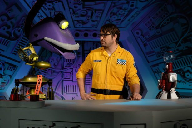 Joel Hodgson and the 'Mystery Science Theater 3000' Team Ask Fans to help #BuildtheGizmoplex and #MakeMoreMST3K