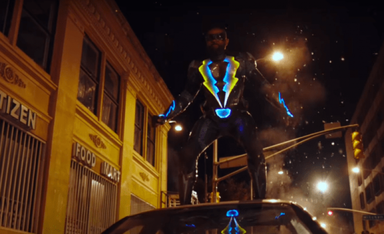 CW Releases Trailer for next DC series 'Black Lightning'
