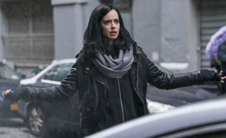 Jessica Jones' Season 2 Sneak Peek Pic