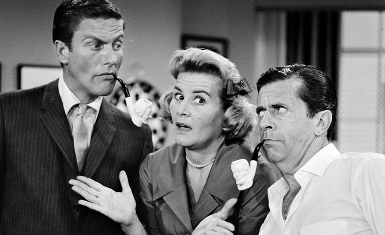 Rose Marie of 'The Dick Van Dyke Show' Dies at 94