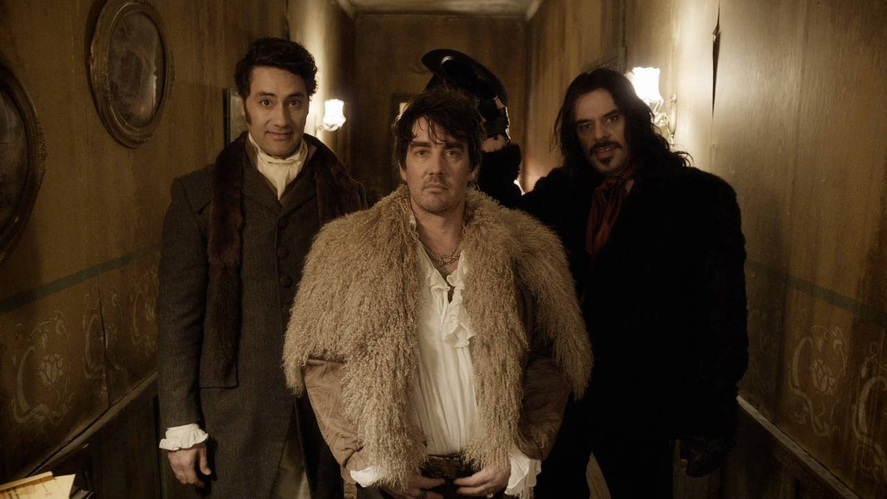 'What We Do in the Shadows' coming to FX Spring 2019