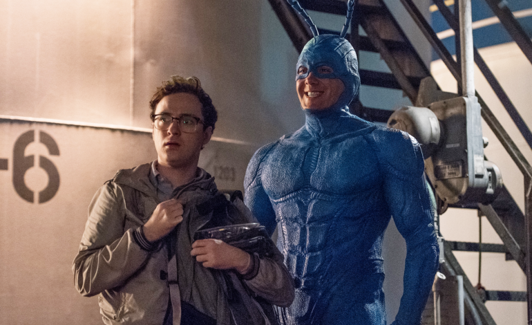Amazon's 'The Tick' Renewed for Season 2